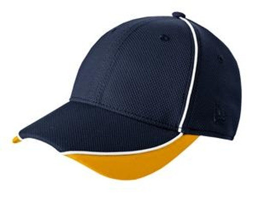 Custom Contrast Piped BP NEW ERA Hats Closeout