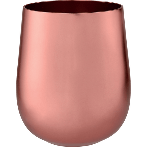 Custom Copper 14oz Stemless Tumbler