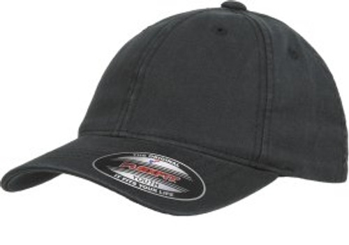 Custom Washed Cotton Youth Flexfit Hat