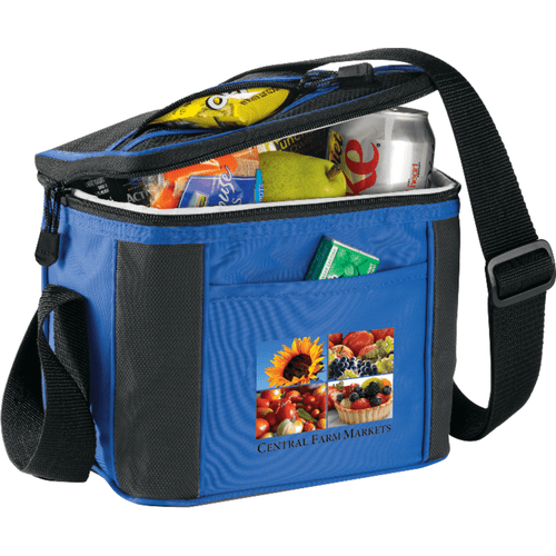 Custom Pacific Trail 6 Can Cooler