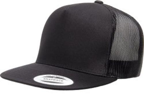 Custom Cotton Front Mesh Back Flexfit Brand Trucker Hat