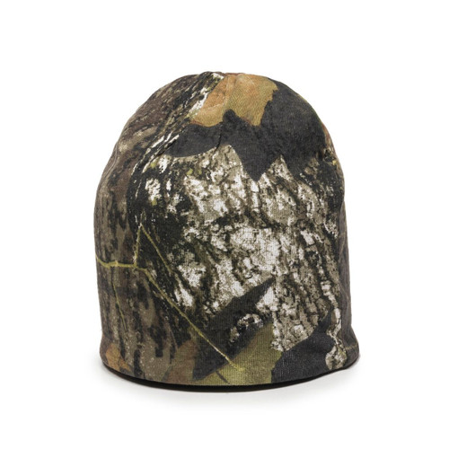 Promotional Reversible Camo Knit Beanie