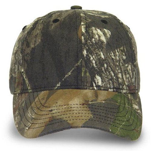 Youth Camo Cap Structured