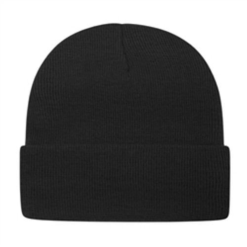Factory Direct Embroidered Beanies With Cuff