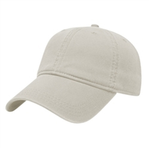 Factory Direct Embroidered Washed Chino Twill Hats
