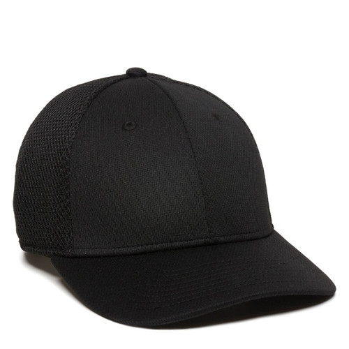 Custom ProTech Mesh Hat w-Mesh Panels