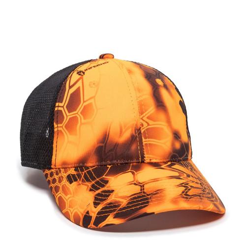 OC Platinum Series Licensed Mesh Back Camo Hat