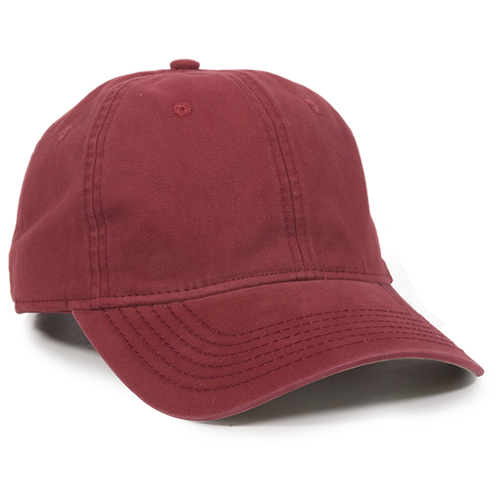 Promotional Superior Heavy Washed, Soft Cotton Twill, Platinum Series Hat