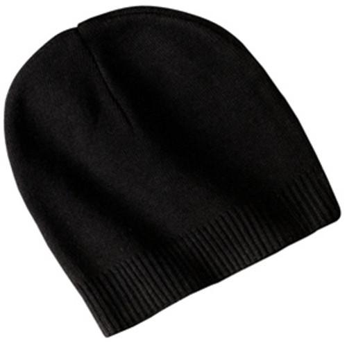 Custom 100% Cotton Beanie Hat