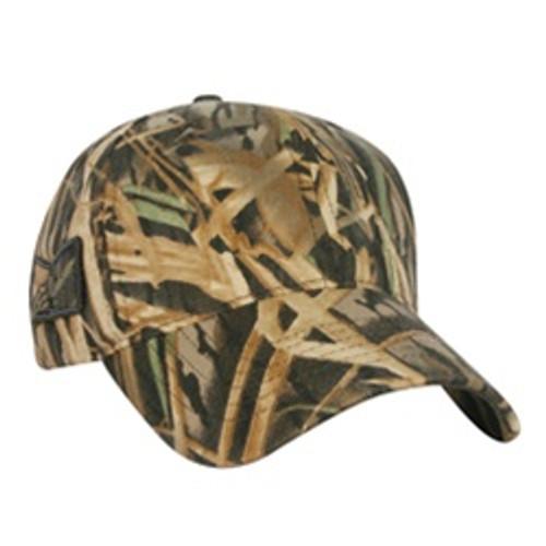 Custom Mossy Oak OptiGrab Sunglass Holders Patented Hat