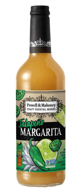 Cocktail Mixer - Margarita JALAPENO