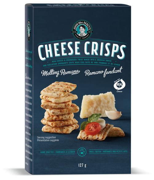 Cheese Crisps - Melting Romano