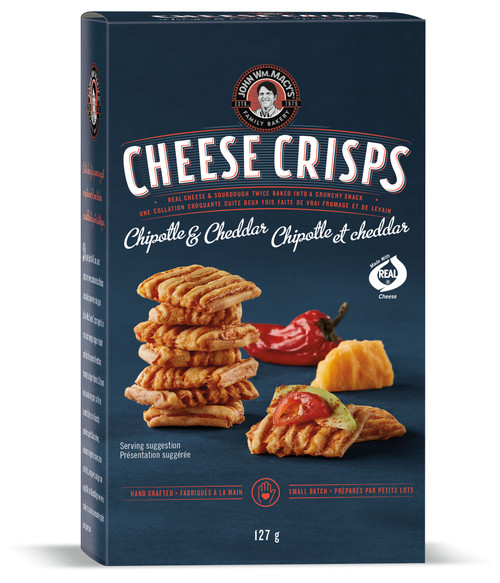 Cheese Crisps - Chipotle Cheddar