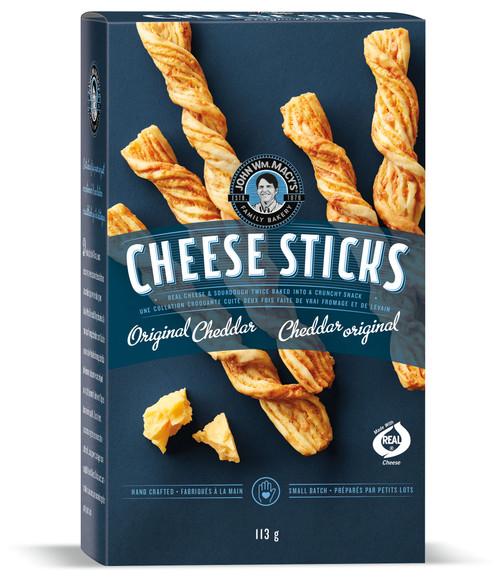 John Wm Macy's Original Cheddar CheeseSticks