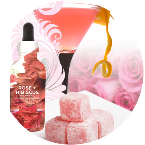 Floral Extract - Rose & Hibiscus