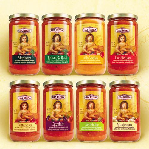 Gia Russa Pasta Sauces