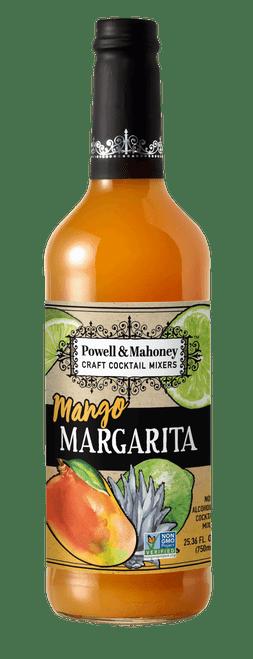 Powell & Mahoney Mango Margarita Craft Cocktail Mixer 750ml