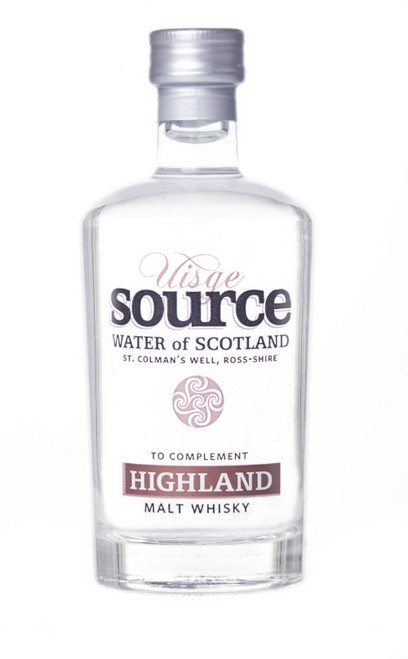 Uisge Source  water for Highland Whisky