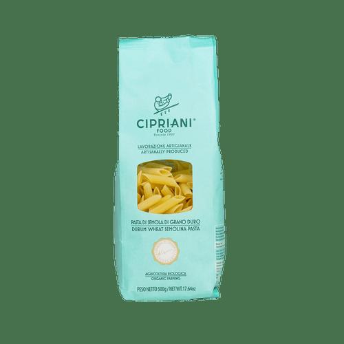 Cipriani Organic Durum Wheat Penne 500 g