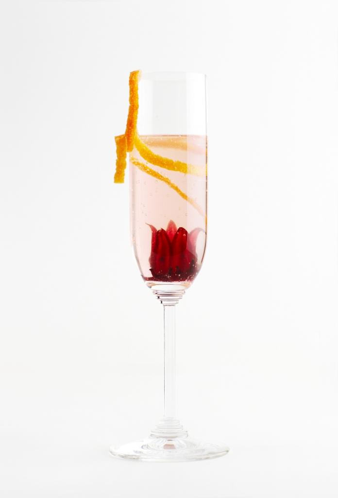 Samoras Fine Foods Wild Hibiscus Motherly Love Mimosa Punch.jpg