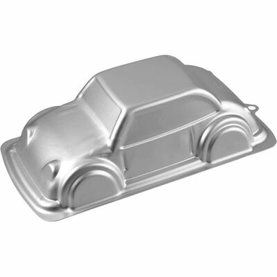 3D Cruiser Car Cake Pan