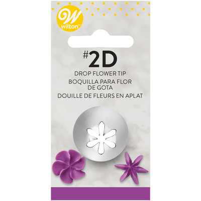 Large Drop Flower Tip #2D