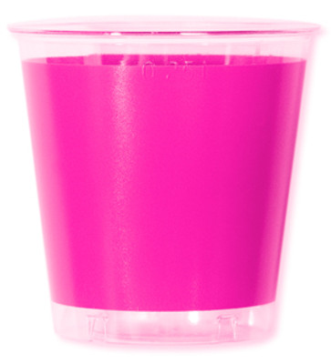 Pink Kristall Cup - 300mL