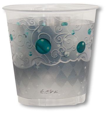 Christmas Light Silver Kristall Cup - 300mL