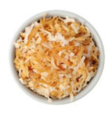 Toasted Coconut Flavour!