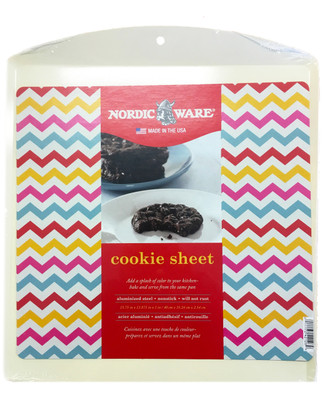 Red Cookie Sheet 40 x 35cm