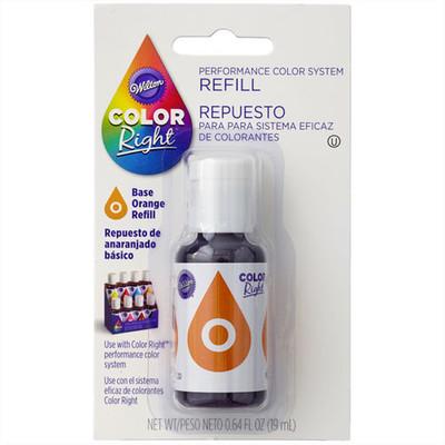 Colour Right Refill Food Colour Orange