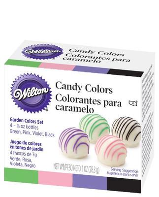 Garden 4-Colour Candy Colour Set