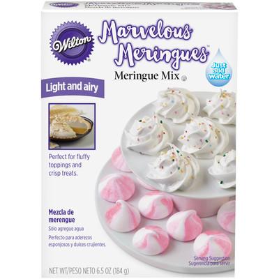 Vanilla Marvelous Meringue Mix 184g