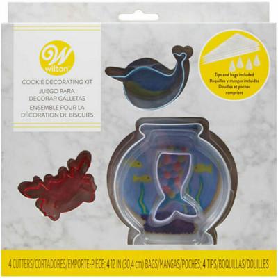 Sealife Decorating Kit