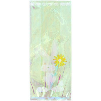 Iridescent Easter Bunny Treat Bag