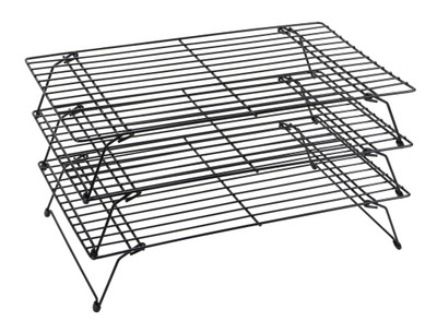 3 Layer Non Stick Cooling Rack