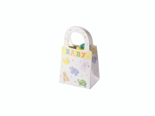 Baby Shower Favor Tote Bag