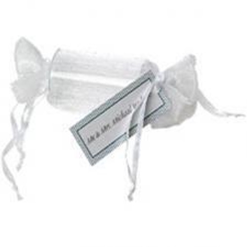Lavender Drawstring Wrapper Favour Making Kit