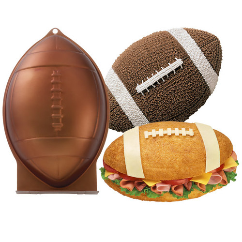 1st & 10 Football Pan