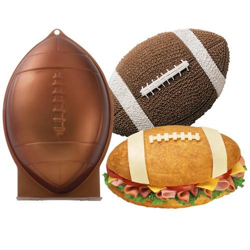 1st & 10 Football Pan