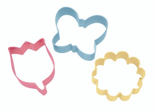 Flower Cookie Cutter Set