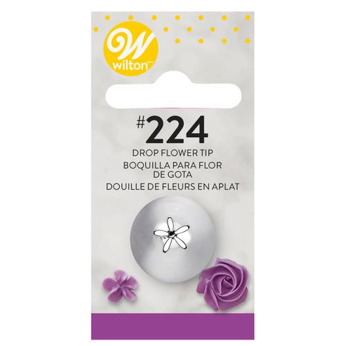 Drop Flower Tip #224