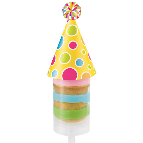 Treat Pop Toppers Birthday Hat