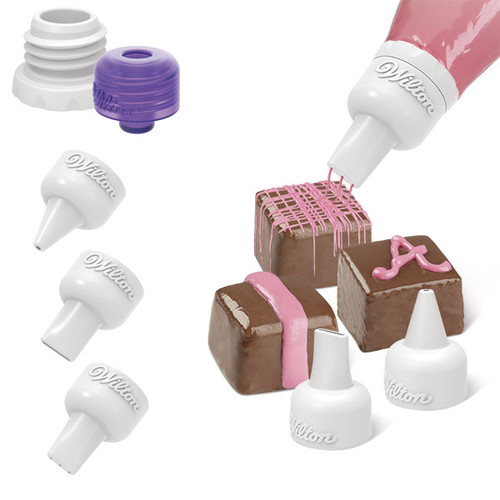 Candy Melts Decorating Tip Set