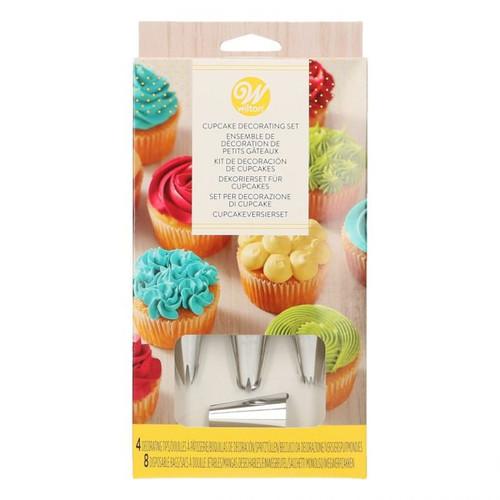 12-Pc. Cupcake Decorating Set