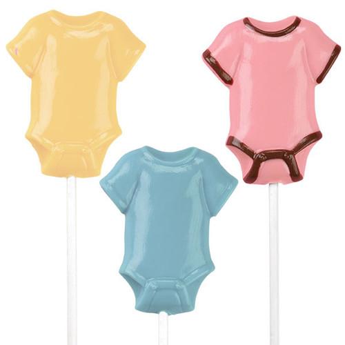 Baby T-Shirt Lollipop Mould