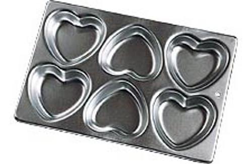 Mini Heart Cake Pan