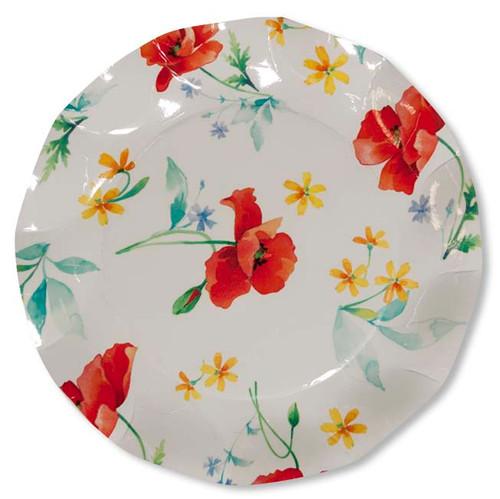 Poppy Large Plate - 27cm