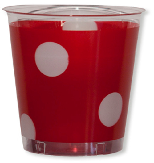 Pois Red Kristall Cup - 300mL