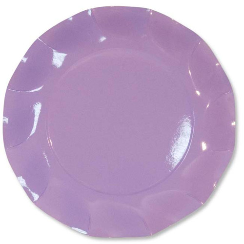Lilac Large Plate - 27cm